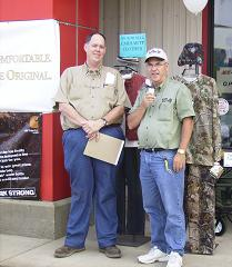 David Churchman and Dale Gardner talk deals