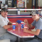 A Bizzard and a Pepsi Kicks off Miracle Treat Day at Dairy Queen in Batesville