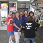 Batesville School Cafeteria workers support Arkansas Childrens Hospital