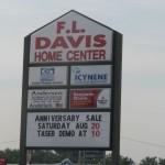 FL Davis Anniversary Sale