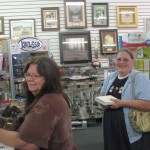 It's all smiles at Bread of Life Book Store