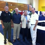 It's all talk about the White County Business Expo