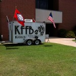 KFFB 106.1 at the White County Business Expo 2011