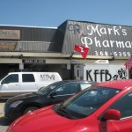 KFFB on Location at Bread of Life Book Store and Mark's Pharmacy in Melbourne