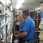 Lots of Books can be found at Bread of Life Book Store
