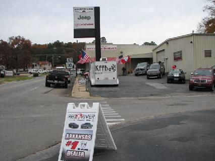 Red River Dodge Heber Springs >> Kffb On Location At Red River Dodge In Heber Springs On Nov