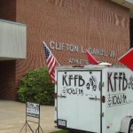 KFFB's Trailers welcome each visitor