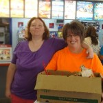 New direction employees pick up 28 Blizzards way to go Guys