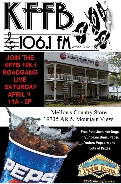 Mellons County Store remote ad 4-9-2016