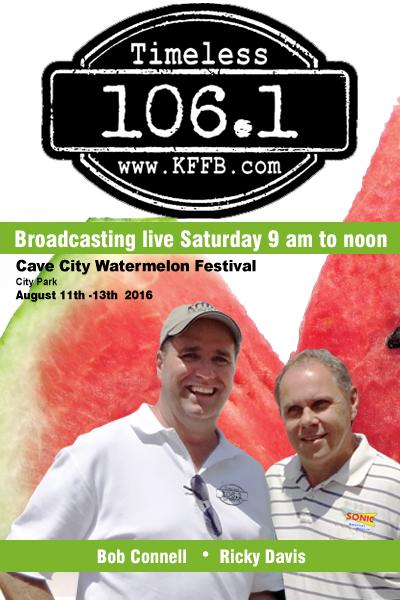 2016 08-13 cave city watermelon festival