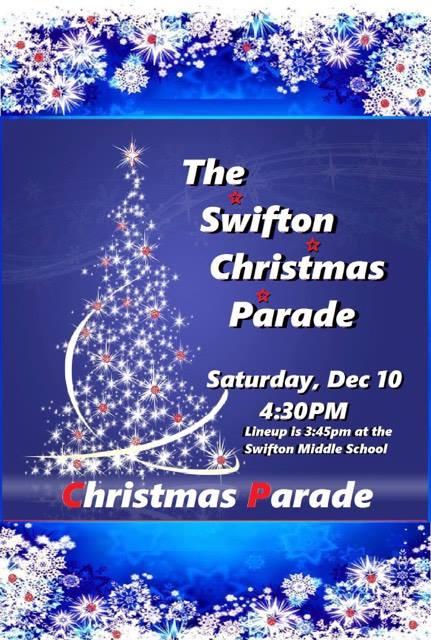 The Swifton Christmas Parade