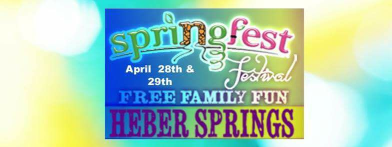 Springfest in Heber Springs