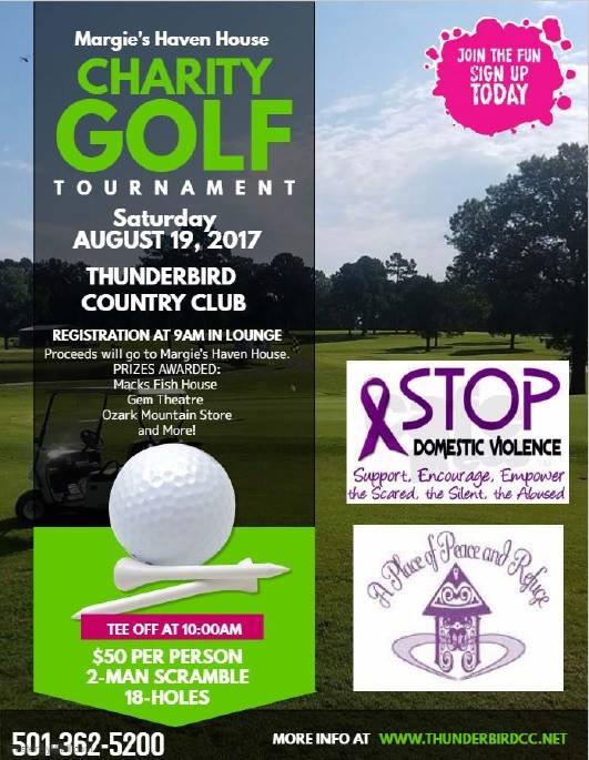 Margie's Haven House Golf Tournament