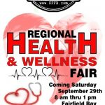 Timeless 106.1 KFFB Regional Health and Wellness Fair, Set for Saturday, September 29, 2018