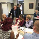 U.S. Senator John Boozman Welcomes New Congressional Youth Cabinet