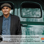 Congratulations to the 30 James Taylor Concert Ticket Winners from Timeless 106.1 KFFB & Sonic
