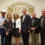 US Senator John Boozman, Cleburne County Judge Jerry Holmes, and Mayor Jimmy Clark on KFFB's Open Mic with Bob Connell
