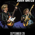 The NUMBER-ONE SELLING DUO in music history! Daryl Hall and John Oates Coming to Little Rock