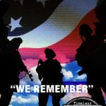 """""""May we share from Generation to Generation to never forget"""", as we honor those with our Memorial Day weekend Salutes on Timeless 106.1 KFFB"""