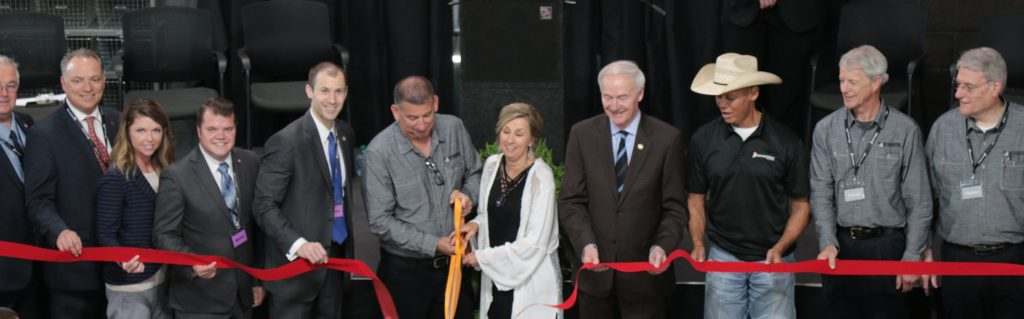 Intimidator Ribbon Cutting and Open House 2019
