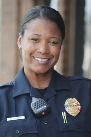 Officer Carmen Helton