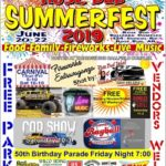 Join Timeless 106.1 KFFB Saturday June 22nd at Rose Bud Summerfest 2019