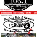 Join Timeless 106.1 KFFB at Mountains, Music & Motorcycles this weekend in Mountain View