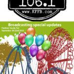 Join Timeless 106.1 KFFB at the Faulkner County Fair for Special Updates