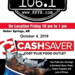 Join Timeless 106.1 KFFB at Cash Savers Cost Plus Gigantic Massive Meat Sale Friday October 4th
