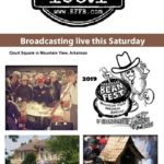 Join Timeless 106.1 KFFB at the Bean Festival & Great Arkansas Championship Outhouse Races in Mountain View Saturday, October 26th, 2019