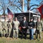 Rose Bud Veterans Day Ceremony on Saturday declaring Rose Bud a Purple Heart City