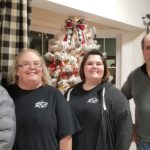 Jennifer Wright RTC in Rose Bud Joins Bob Connell on Timeless 106.1 KFFB's Open Mic on November 29, 2019