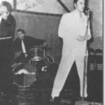 On December 9, 1955, Elvis Presley performed in Swifton, Arkansas, and Predicts Heartbreak Hotel will be his First hit