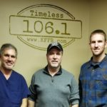 Dr. Varela and Dr. Akins from Stone County Medical Center on KFFB's Open Mic with Bob Connell Thursday, January 23