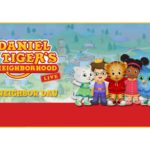 """Tickets will be refunded for """"Daniel Tiger's Neighborhood"""" at Robinson Center it was canceled due to technical difficulties"""