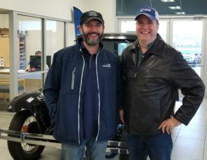 Mitch Ward & Bob Connell